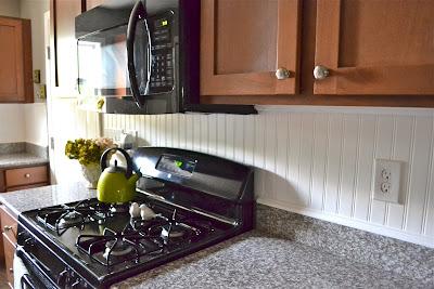 Kitchen Backsplash, Beadboard Backsplash…