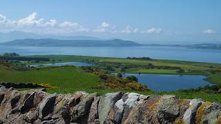 Isle of Cumbrae tájkép