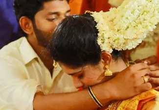 Akhil & Arya wedding highlights