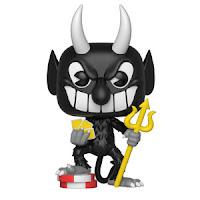 Pop! Games: Cuphead - El Diablo