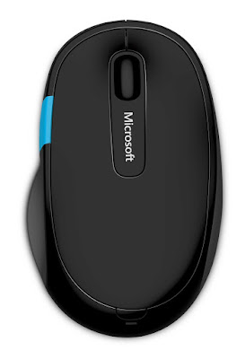 Microsoft Sculpt Comfort Bluetooth Mouse For Samsung Galaxy S7 / Galaxy S8 - Android Gaming Mouse