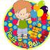 Stikers / Distintivos para el día del niño