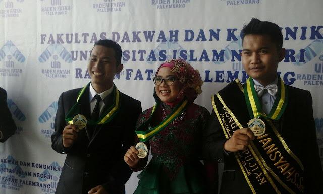 Yudisium UIN Raden Fatah  Sekda : Mahasiswa Kreatif dan Inovatif Mampu Menciptakan Peluang