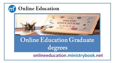 Online Education Graduate degrees