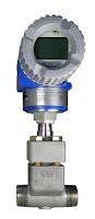 Foxboro vortex flow meter