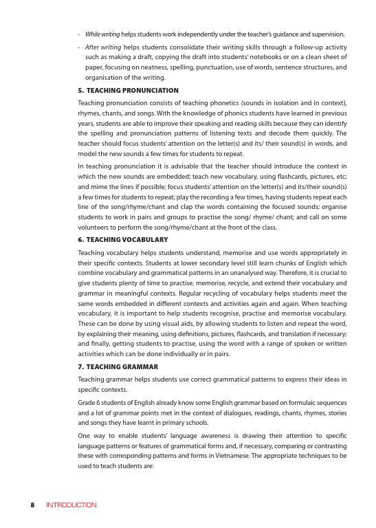 Trang 7 sach Sách Giáo Viên Tiếng Anh 6 Tập 1