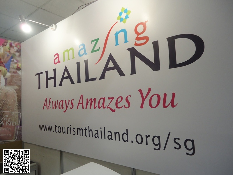 Thailand Trade Show in Manila