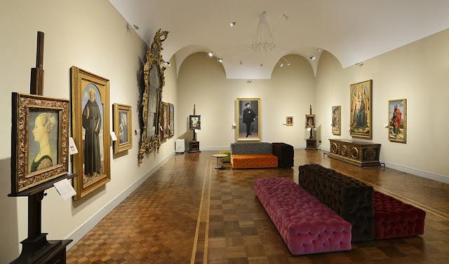 Informações sobre o Museu Poldi Pezzoli em Milão