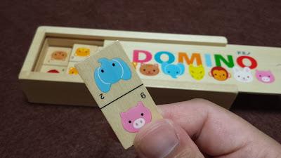 ドミノ domino