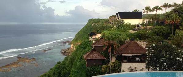 Pulau Dewata di Karma Kandara yang Menenangkan