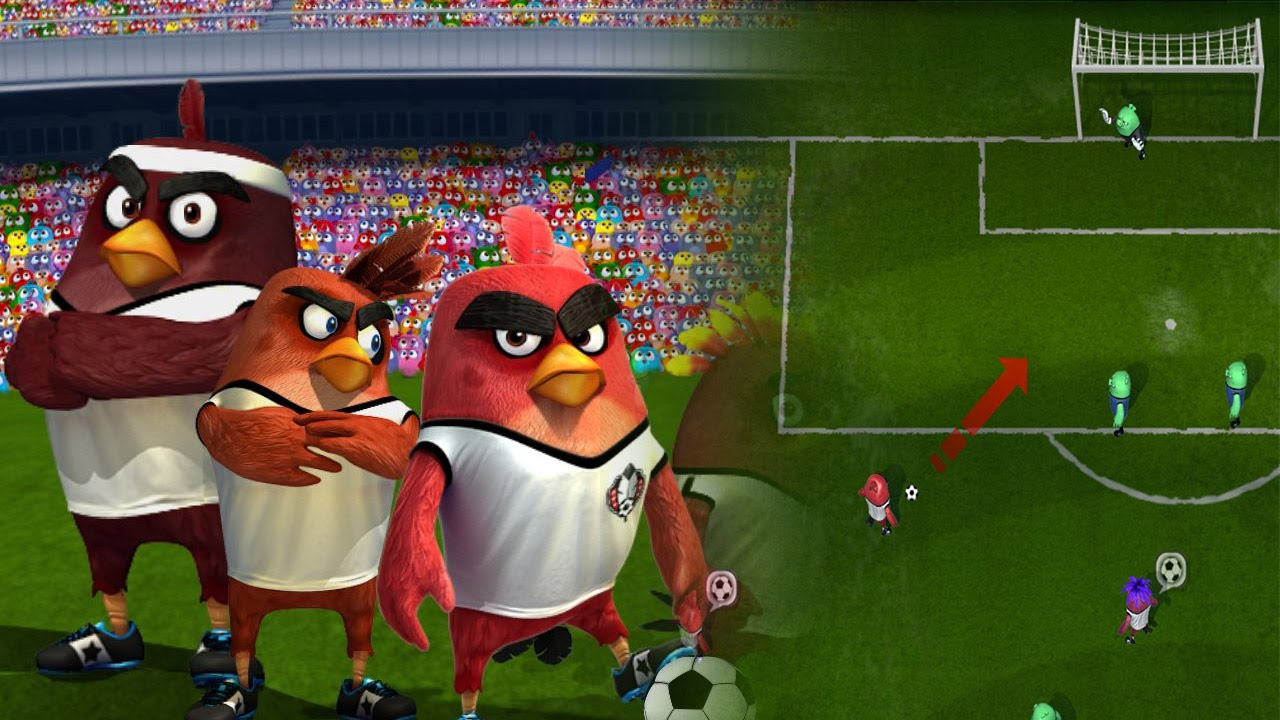 Angry Birds Goal Apk Mod 0.3.3 (Unlimited money) for Android