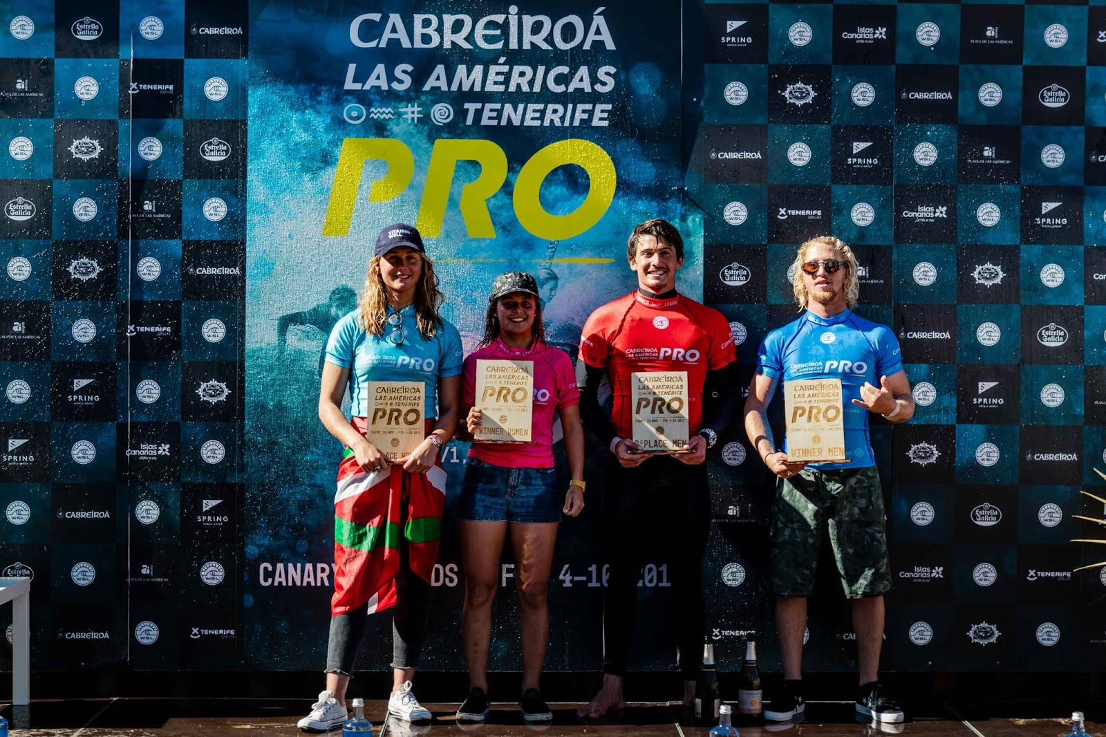 2019 Cabreiroá Las Americas Pro Tenerife Highlights Champions Crowned in Tenerife