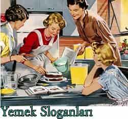 yemek sloganları