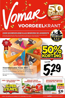 Vomar Folder Week 29, 15 – 21 Juli 2018