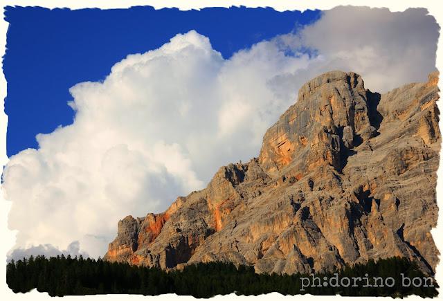 Paesaggi di San Cassiano. Lavarella