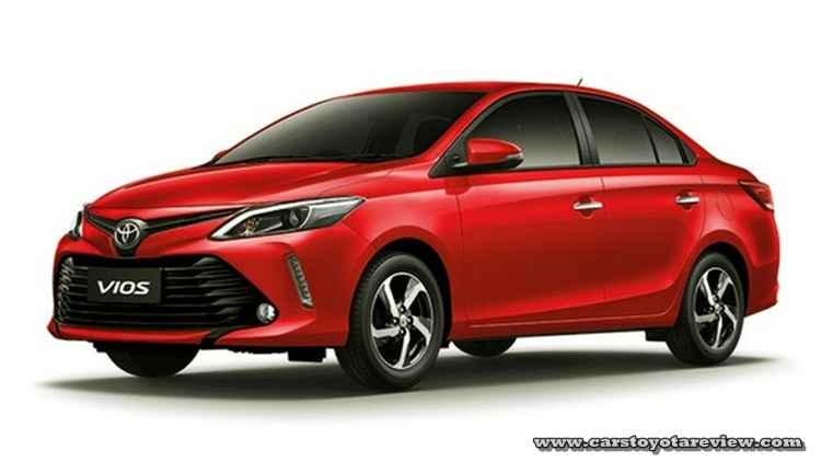 Toyota Vios 2017 Thailand Launched In, India Launch Later This Year