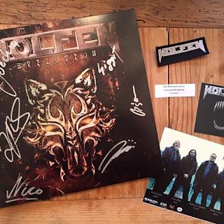 """Το βίντεο των Wolfen για το """"New World Order"""" από το album """"Rise Of The Lycans"""""""