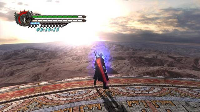 Download Devil May Cry 4 PC Games Gameplay