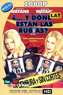 ¿Y Dónde Están las Rubias? (2004) UNRATED WEB-DL 1080p Latino mkv