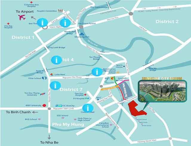 Top 4 lý do Shophouse Sunshine City Phú Thuận hút khách đầu tư