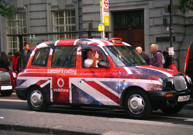 London med taxi