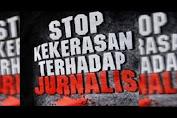 IJTI Dan AJI Kecam Kekerasan Terhadap Jurnalis Pada Aksi 112
