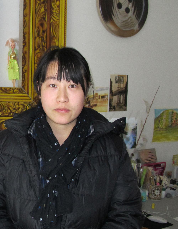 an art teacher in China: Gao Rong (高蓉) and Dong Yuan (董媛 ...