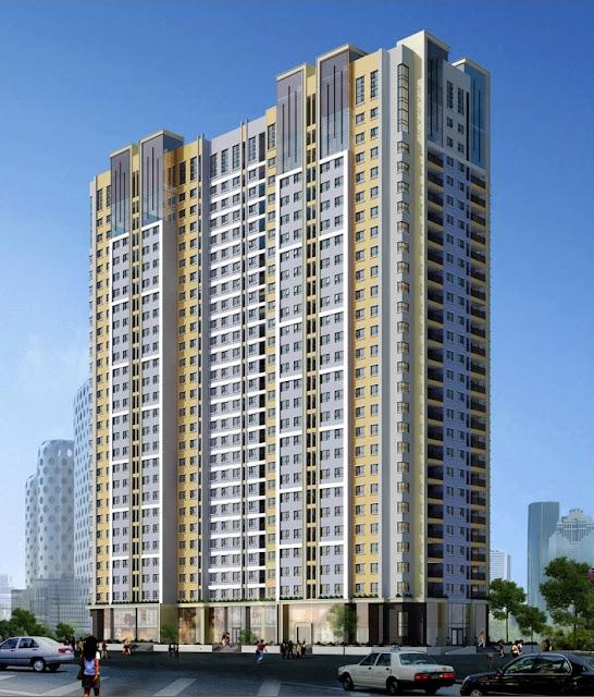 Phối cảnh dự án chung cư Eco Dream City Kim Giang
