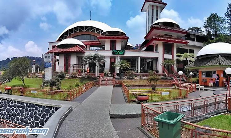 Masjid At-Taawuun, Puncak One Stop Area