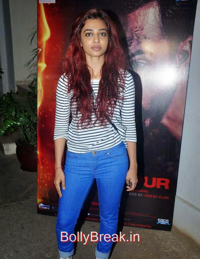 Radhika Apte, Radhika Apte Hot Images At 'Badlapur' Special Screening