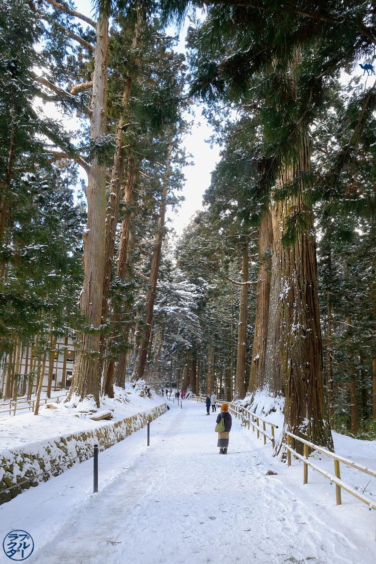 Le Chameau Bleu - Blog Voyage Japon Tohoku- Promenade au temple de Chuson-ji à Hiraizumi - Voyage dans le Tohoku