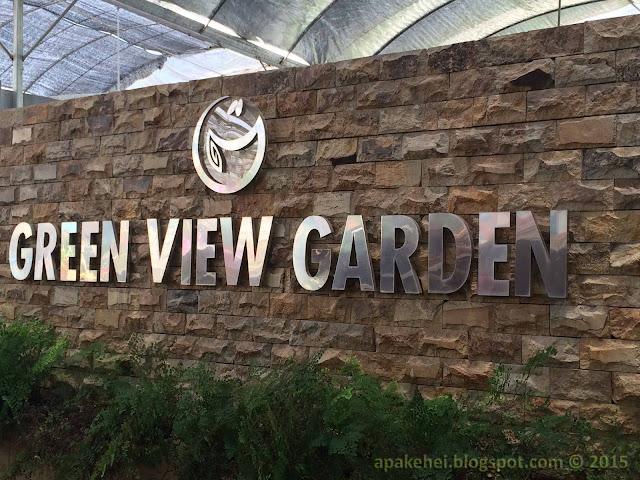 Green View Garden, Cameron Highland