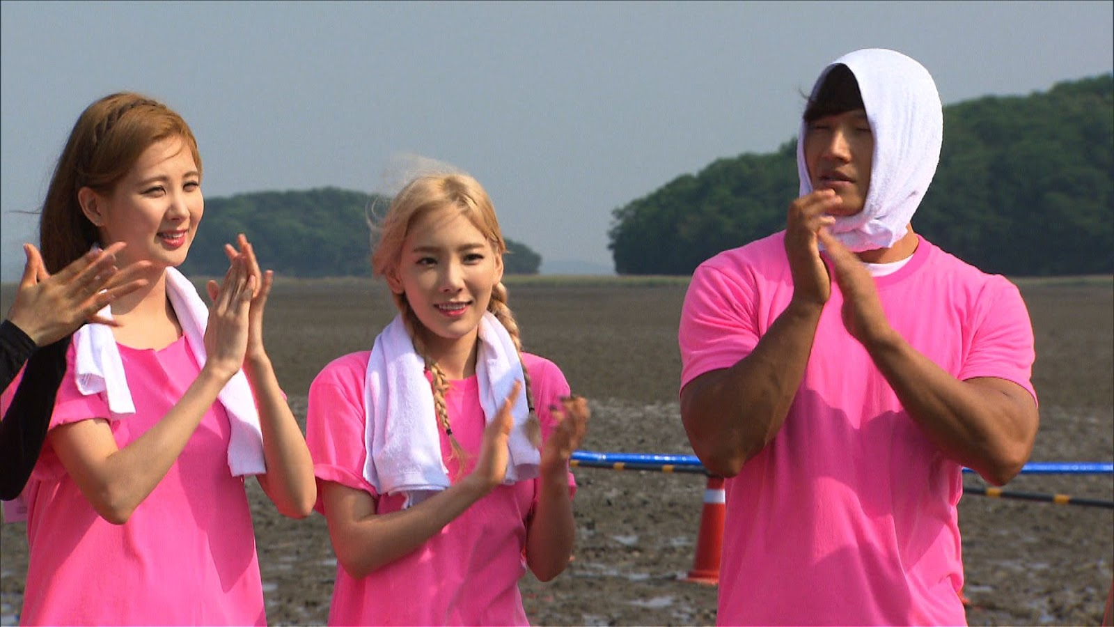SNSD on 'Running Man' (English Subbed) - SNSD | OH!GG | f(x)