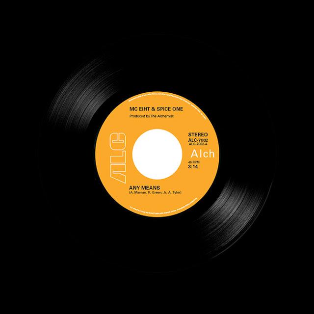 """MC Eiht & Spice 1 - """"Any Means"""" (prod. Alchemist)"""
