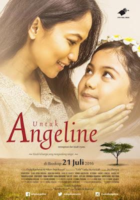 Untuk Angeline Poster
