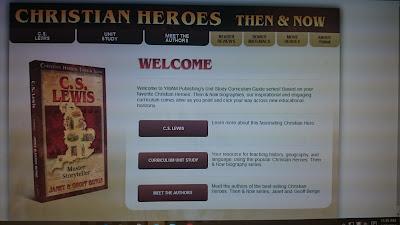 Christian Heroes- C.S. Lewis
