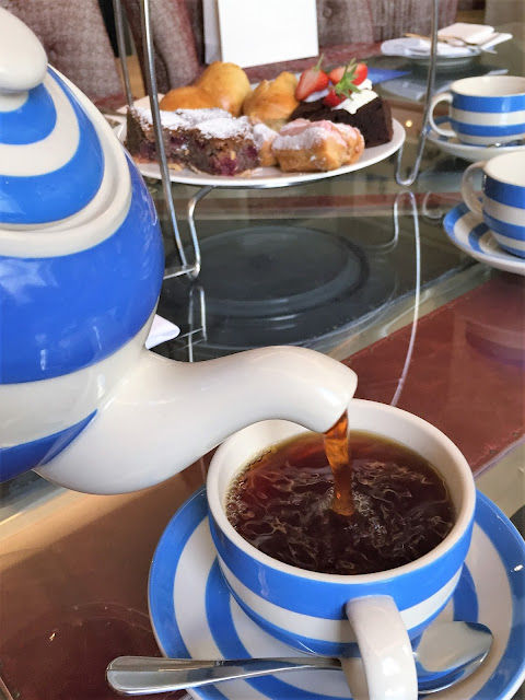 Foodie Friday - Afternoon Tea at the Jetty, Brighton