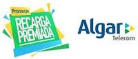 Promoção Recarga Premiada Algar Telecom recargapremiadaalgar.com.br