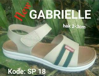 Sandal flat NewGabrielle terlaris