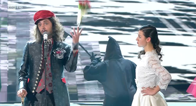 Life after Helsinki 2007 Eurovision: ITALY: SANREMO 2017 LA