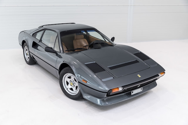 1983 Ferrari 208 GTB Turbo for sale at Classic Youngtimers Consultancy for EUR 72,500 - #Ferrari #GTB #Turbo #classiccar #forsale
