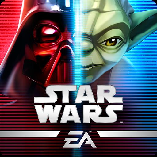 تحميل لعبه Star Wars™: Galaxy of Heroes مهكره وجاهزه (دم لا نهايه )