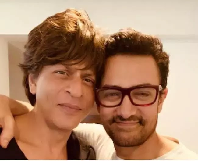 Aamir Khan praised the trailer of 'Zero', Shahrukh Khan shared 'Thug' Selfie # TT