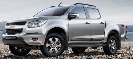 harga chevrolet colorado