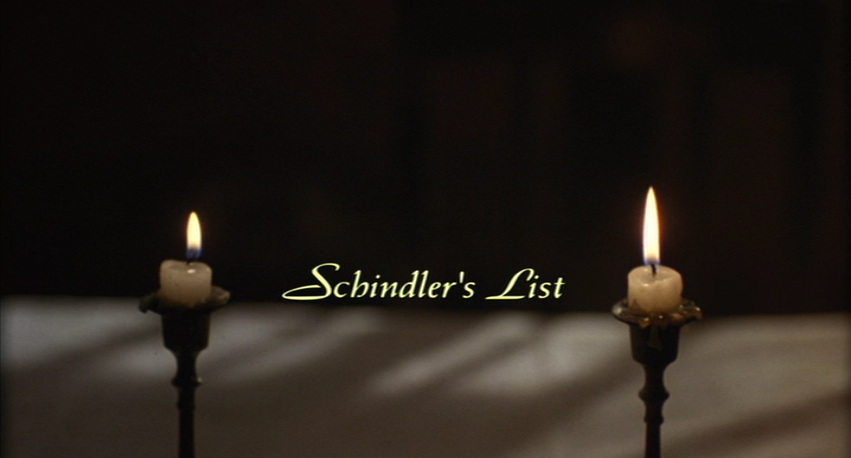 max sees movies: #8: Schindler's List