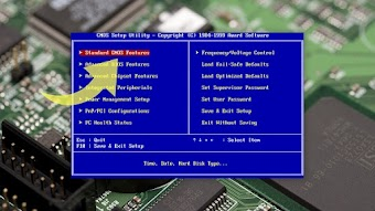 ماهو الـ BIOS ، وما هو دوره المهم في حاسوبك ؟
