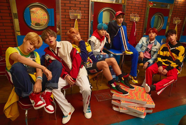Muryo Download: BTS Mnet Comeback Show [FULL]