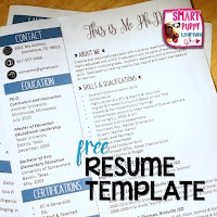 https://www.teacherspayteachers.com/Product/Editable-Resume-Template-Blue-2570974