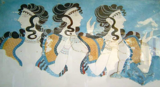 Ancient Greece: Cosmetics & Perfumes in Greek Antiquity