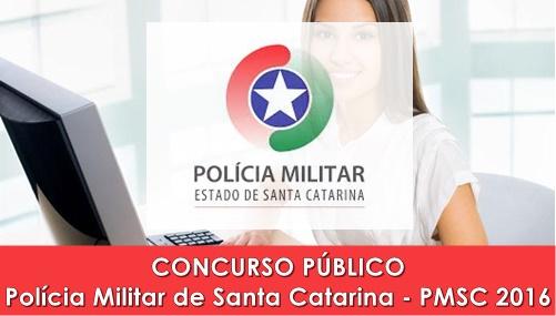 Apostila Concurso PM-SC 2016 Auxiliar Temporário